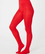 Phoebe Strumpbyxor Bambu Poppy Red