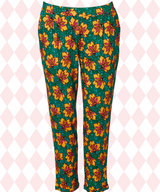 Trousers Sannas Green Spring
