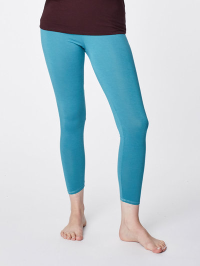 Bambu Leggings River Blue
