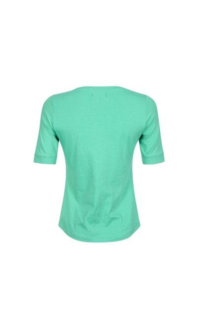 Carice Top Opal Green