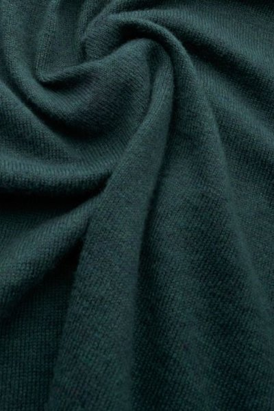 Cardi Roundneck Cocoon Pine Green