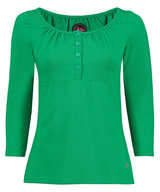 Shirt Luna Summer Green
