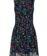 Flower Sleeveless Dress