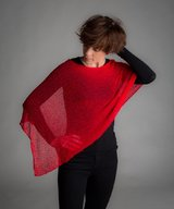 Ella small cape Red
