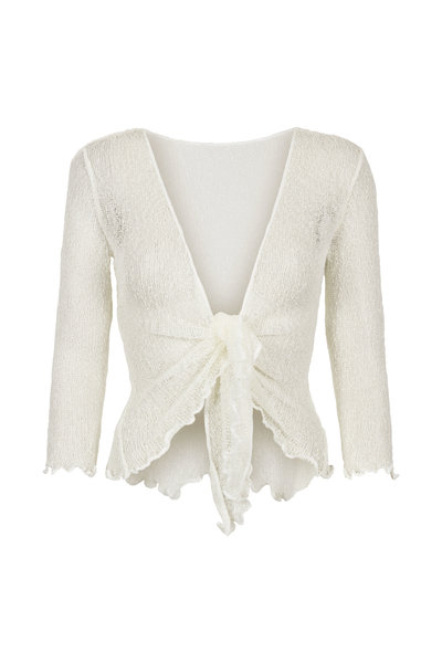 Kofta/Bolero Off White