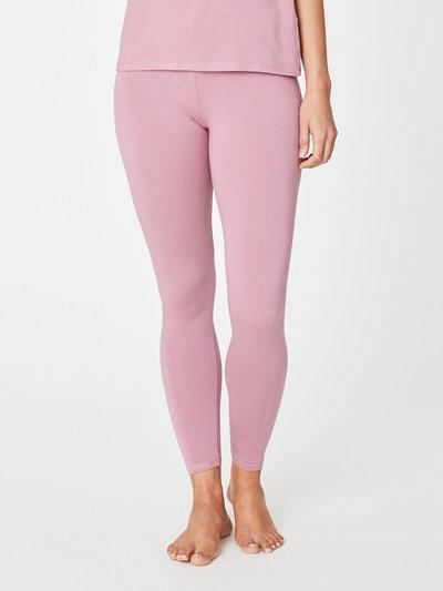 Bambu leggings Rose Pink