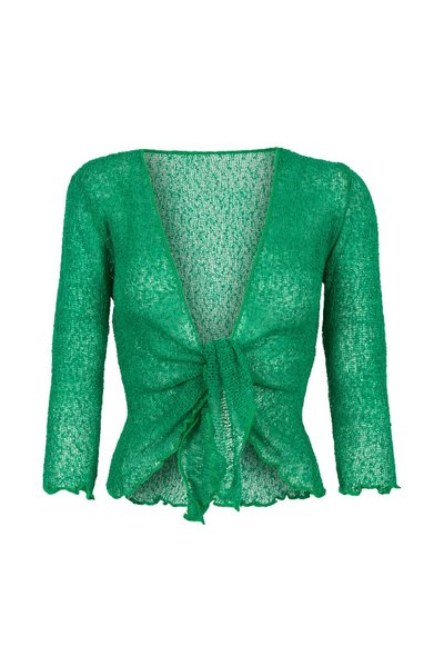 Kofta/Bolero Emerald
