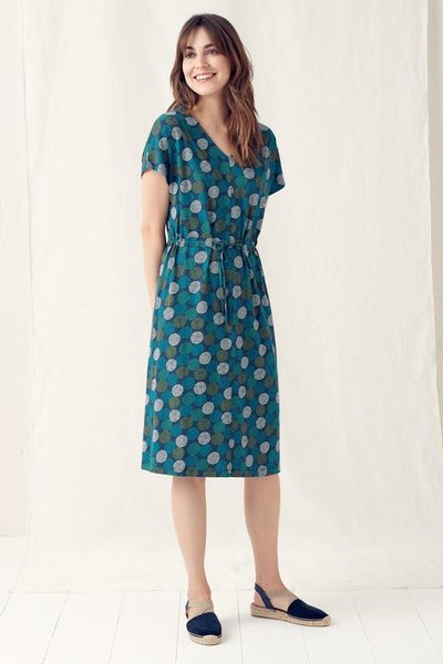 Field Poppy Dress