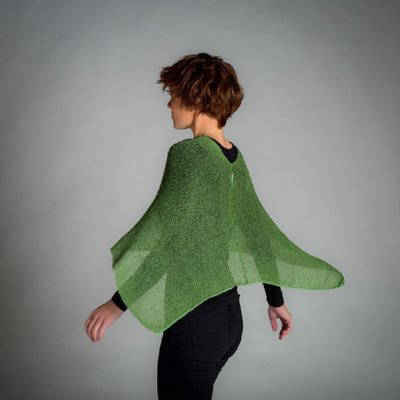 Ella cape´ 34 Lightgreen